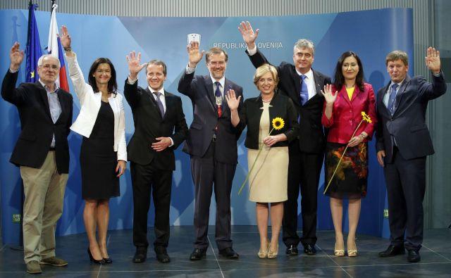 Izmerjena aktivnost slovenskih poslancev kaže, da so v evropskem parlamentu podpovrečno dejavni. Med posamezniki odstopa navzor le Tanja Fajon, ki pa so ji izmerili največjo odsotnost na plenarnih zasedanjih. FOTO: Matej Družnik/Delo