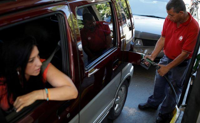 V ospredje zanimanja trgovcev z nafto stopa Venezuela, saj ima največje znane zaloge surove nafte. FOTO: Reuters