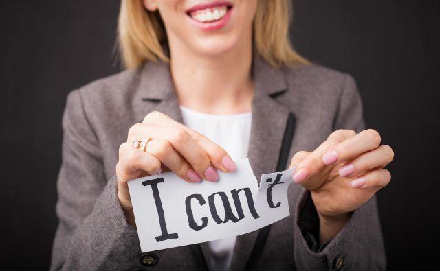Če si nekaj res želimo, smo se pripravljeni odreči marsičemu za to, da dosežemo cilj. Foto Shutterstock