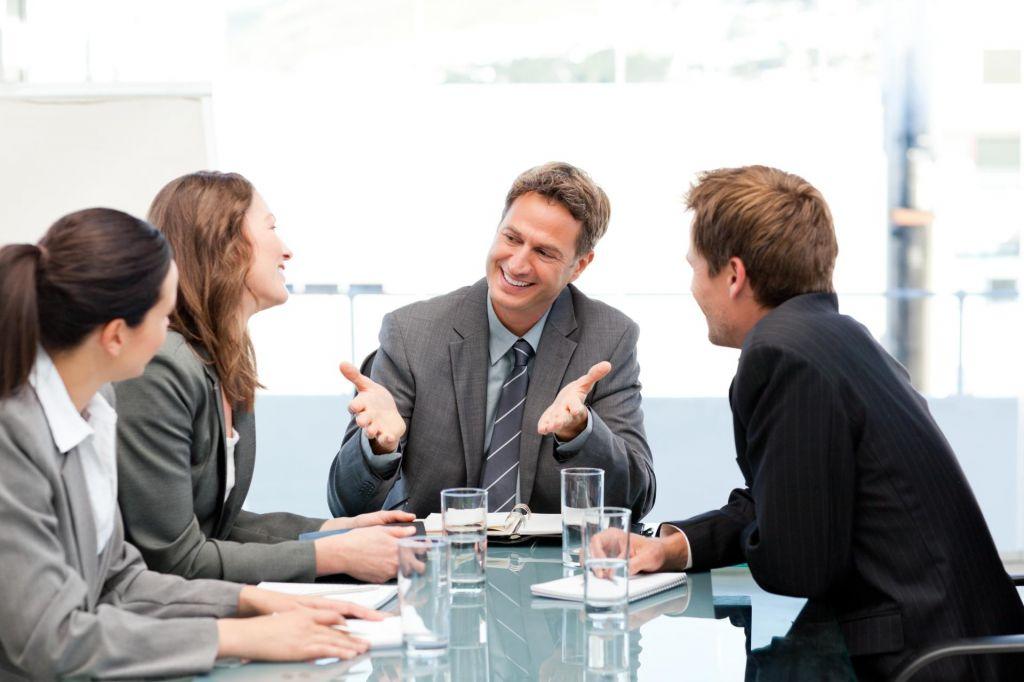 FOTO:Zaupanje delodajalcu je nova svetovna mantra