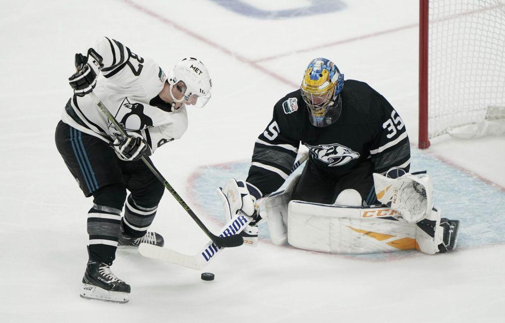 FOTO:Večer vseh zvezd NHL po taktih metropolitancev (VIDEO)