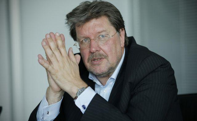 Igor Bavčar se bo moral zagovarjati zaradi domnevnega oškodovanja Istrabenza s poslom z delnicami Intereurope. FOTO Uroš Hočevar/Delo