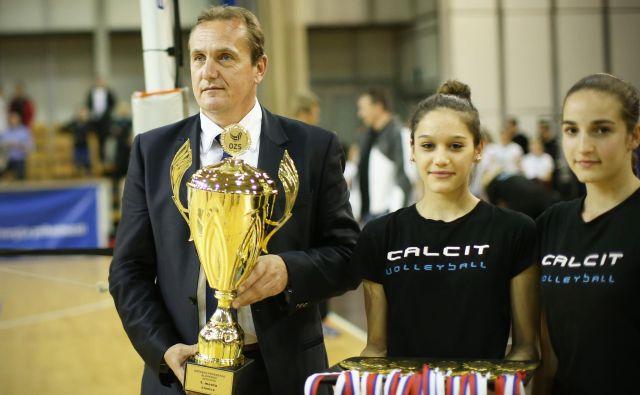 Metod Ropret je potrdil, da Kovačev naslednik ne bo Slovenec. FOTO: