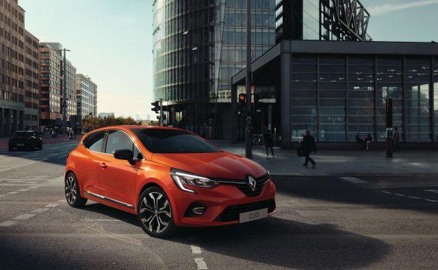 Renault clio pete generacije bo v Slovenijo prispel jeseni. FOTO: Renault