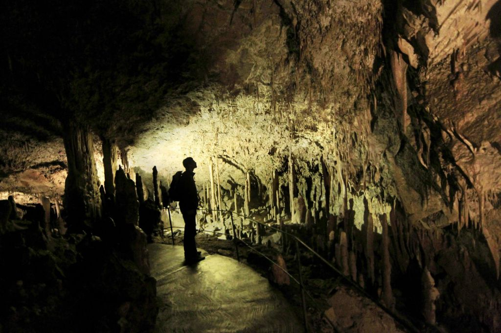 Jamarji odkrili nove dele Škocjanskih jam