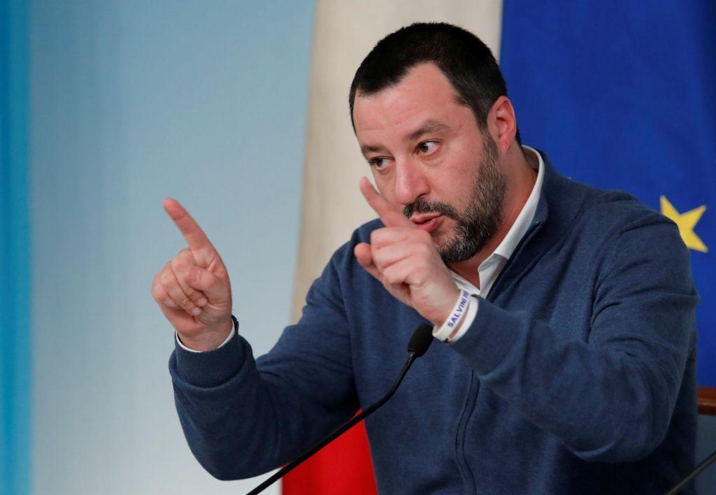 Proces proti Salviniju znanstvena fantastika?