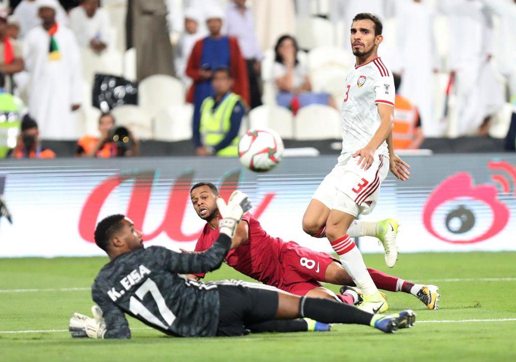 Katar brez prejetega gola v finale