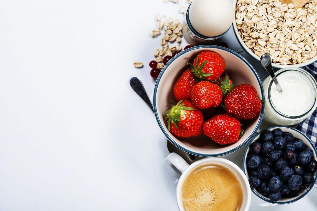 6 pravil športne prehrane
