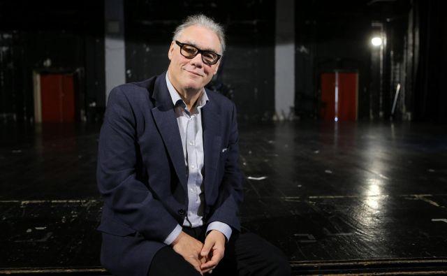 Boris Kobal se je opravičil javnosti, celjskemu gledališču in režiserju predstave Jaši Jamniku. FOTO: Jože Suhadolnik/Delo