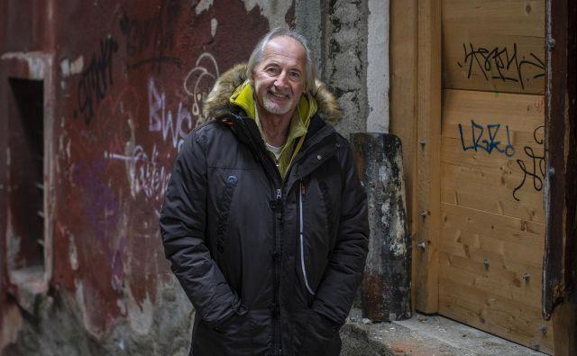 Janez Bončina - Benč, glas, ki povezuje generacije.<br /> Foto: Voranc Vogel