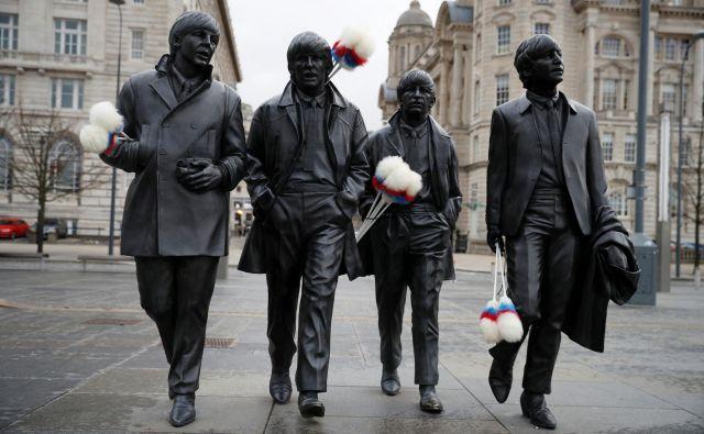 Znamenita četverica iz Liverpoola je razpadla leta 1970. FOTO: Reuters