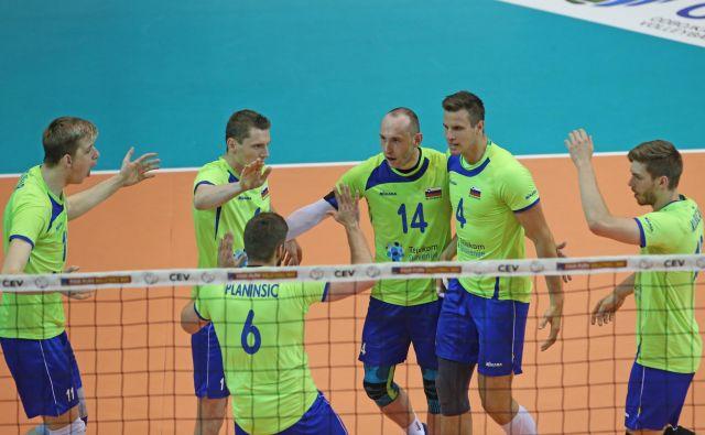 Slovenci bodo olimpijsko vozovnico lovili pri svetovnih prvakih. FOTO: Tadej Regent/Delo