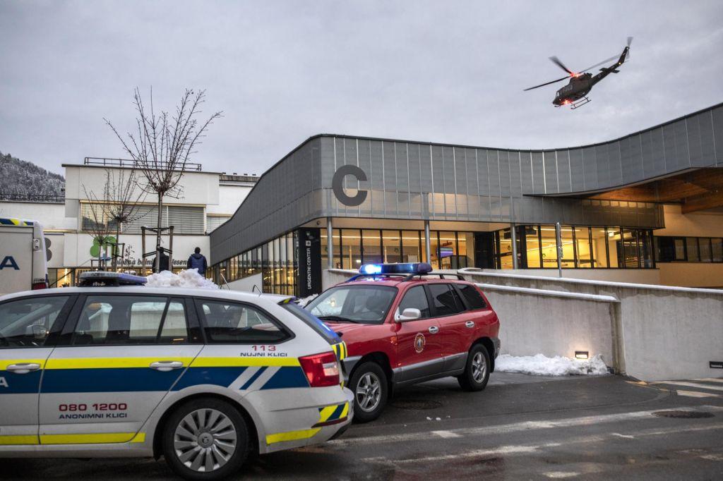 Bolnišnice: bolj so stare, manj so varne