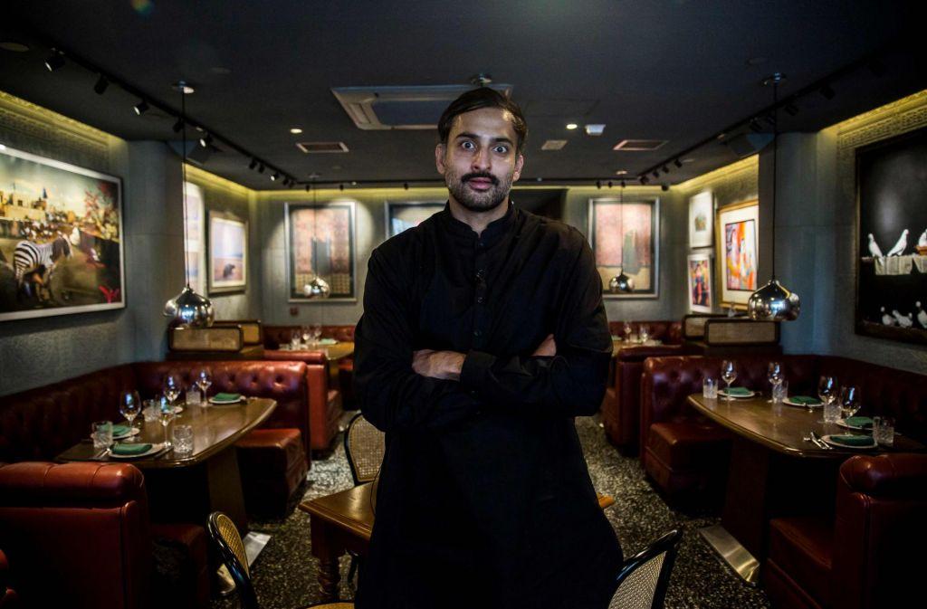 Prva zvezdica za pakistansko hrano