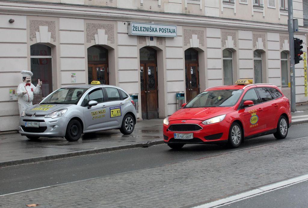 Celjske taksiste učijo, da je od Celja do Beograda 200 kilometrov