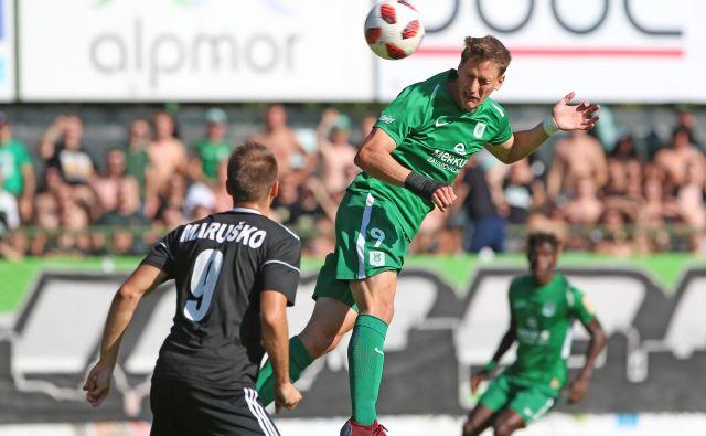 Andrej Vombergar naj bi v Nantesu ostal do konca sezone. FOTO: Tadej Regent/Delo