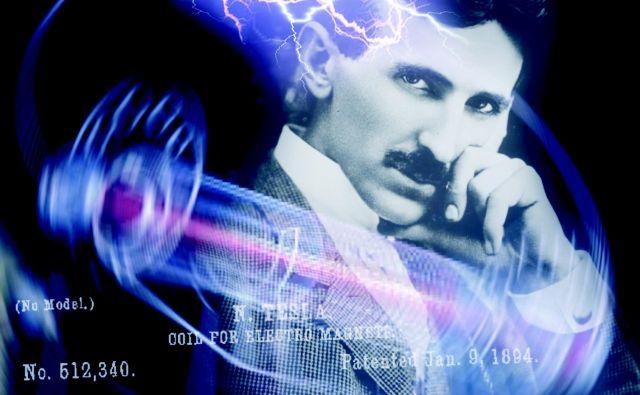 Tesla je bil pred 140 leti prebivale Maribora. FOTO: Arhiv Delo