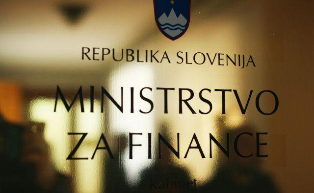 Ministrstvo za finance se je odločilo za pripravo novega zakona Foto Jure Eržen/Delo