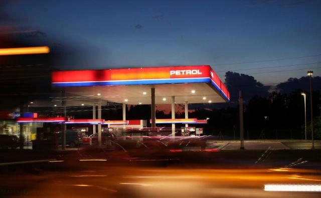 Sindikat je analiziral status zaposlenih na bencinskih servisih. FOTO Jure Eržen/Delo
