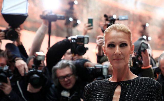 Največji hit Céline Dion je pesem iz filma Titanik My heart Will Go On. FOTO: Gonzalo Fuentes/Reuters