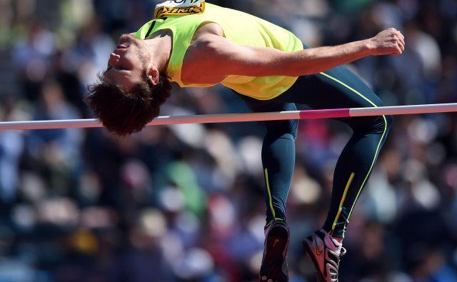 Ivan Uhov je ostal brez olimpijskega zlata. FOTO: Tošifumi Kitamura/AFP