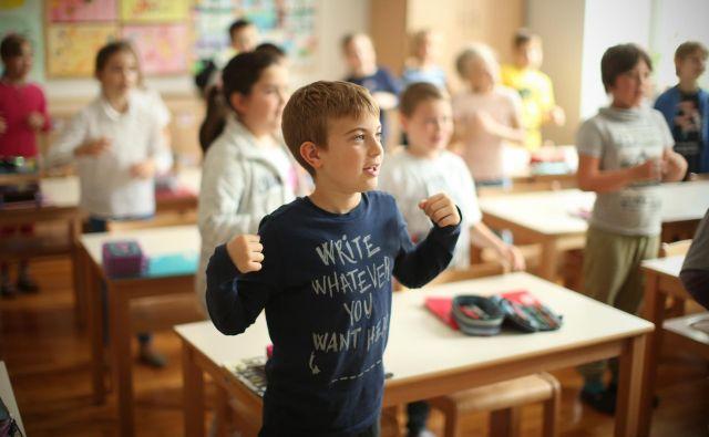 Temeljno vprašanje pri prenovi šolstva naj bi bilo vprašanje dostopnosti in kakovosti znanja. FOTO: Jure Eržen