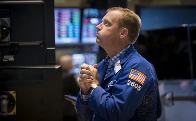 Vroče-hladno je značilnost delniških trgov, analitiki gledajo v bližnjo prihodnost z optimizmom. Foto Reuters