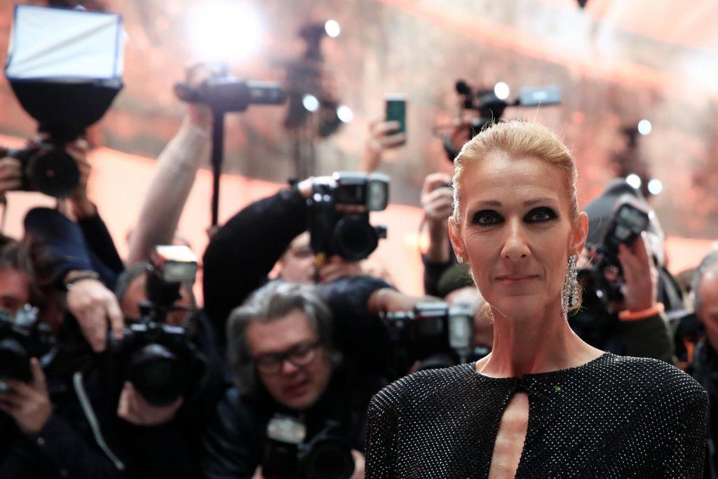 Moč ljubezni Céline Dion
