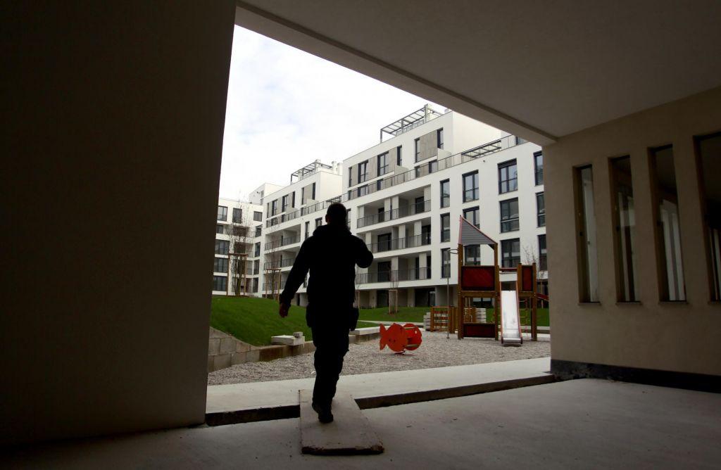 FOTO:Kje lahko pričakujemo nova stanovanja