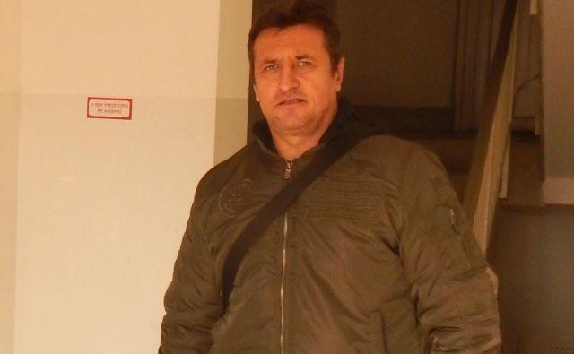 Branko Zupanc je storil največ:rešil je človeško življenje in v ta namen nevarnosti izpostavil tudi svoje. FOTO: Pu Novo Mesto
