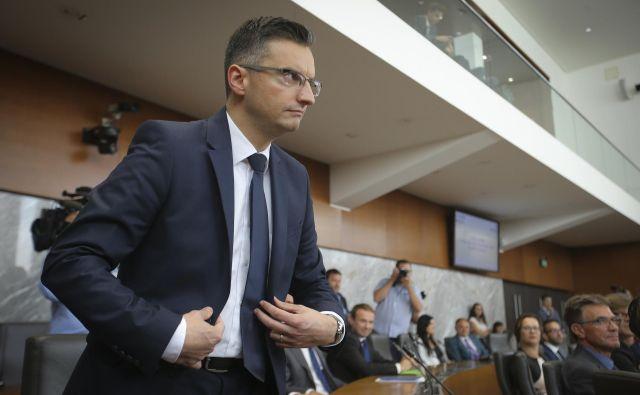 Bo Slovenija Švica? »Nisem za take primerjave,« je dejal premier Marjan Šarec. Foto Jože Suhadolnik