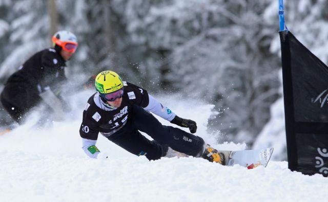 Tim Mastnak je osvojil že 12. slovensko odličje na SP. FOTO: Tadej Regent/Delo