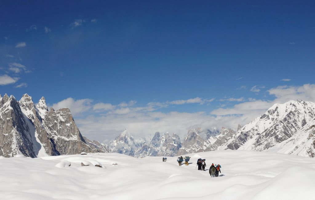 Ledeniki Himalaje izginjajo