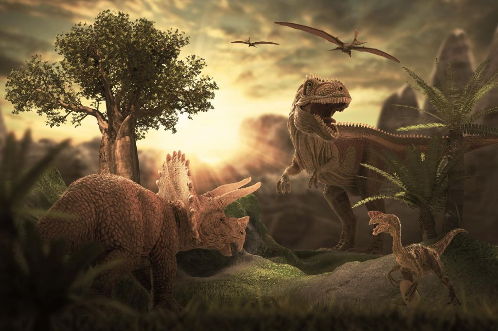 Zakaj so izumrli dinozavri