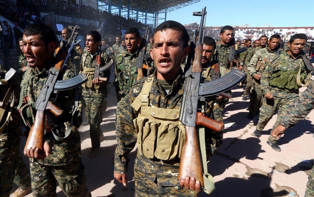 »Varno območje« ali razbitje kurdske avtonomije