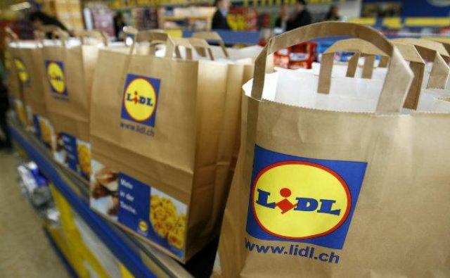 Zaposleni v Lidlu bodo dobili sto evrov bruto več.