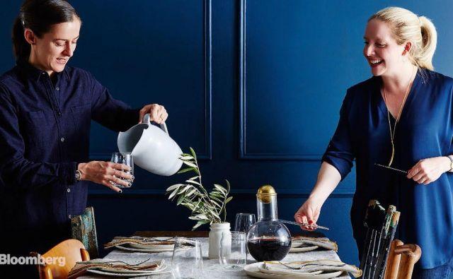 Prijateljici Amanda Hesser in Merrill Stubbs sta zaman iskali spletni portal, kjer bi našli vse o kulinariki, zato sta ustanovili kar svojega. FOTO: Youtube