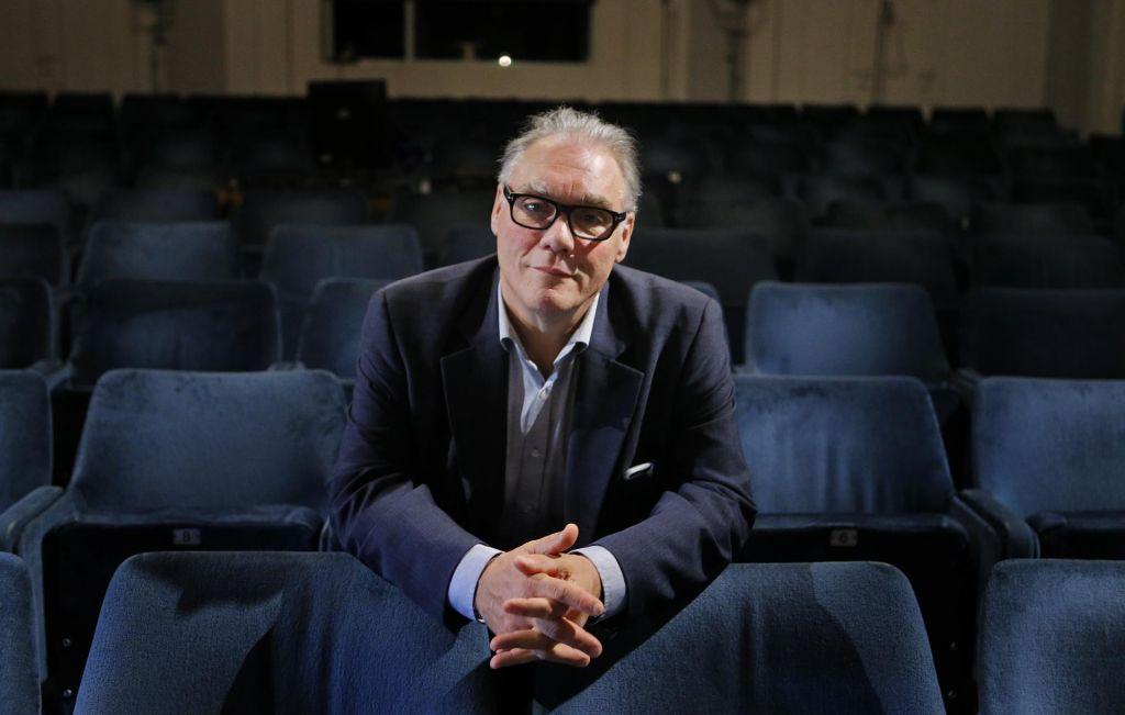 Boris Kobal se opravičuje občinstvu Šentjakobskega gledališča