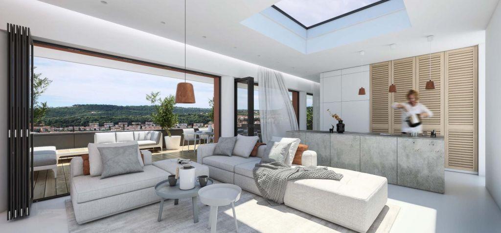 FOTO:Tomosov blok v Kopru: novi luksuz v starem samskem domu