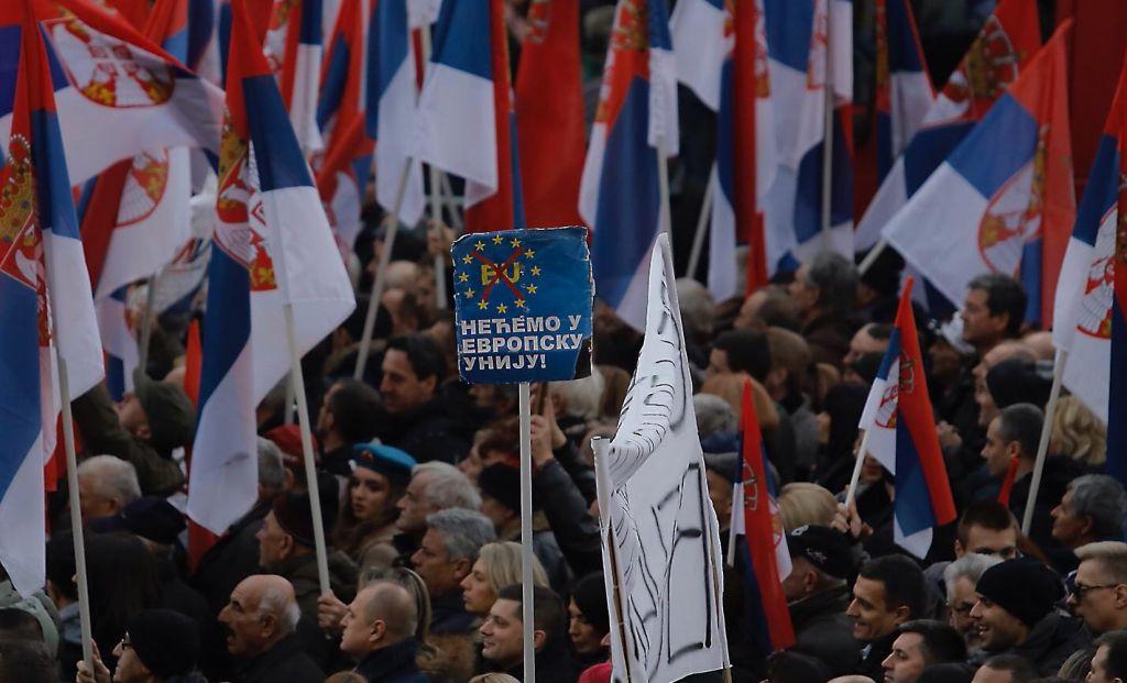 Vzporednica med negotovostjo na Balkanu in brexitom