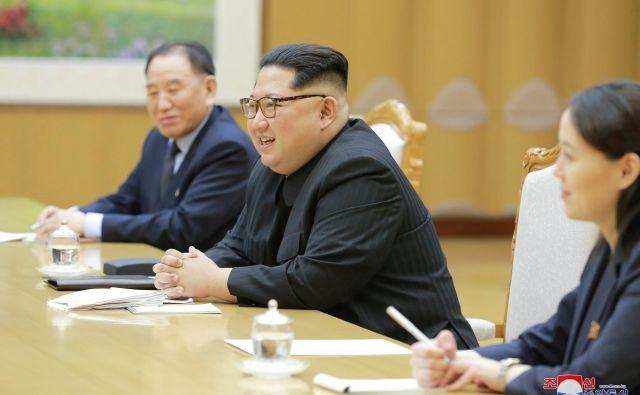 Kim Džong Un bi rad spremenil Severno Korejo po vietnamskem zgledu. FOTO: Reuters