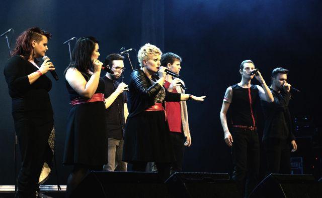 Jazzva potuje na izbor za vokalno pesem Evrovizije.<br /> Foto: Nina Smrekar