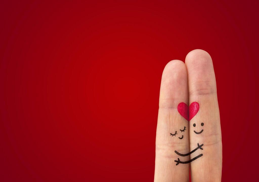 FOTO:Od ljubezenskih iger do romantičnih darilc