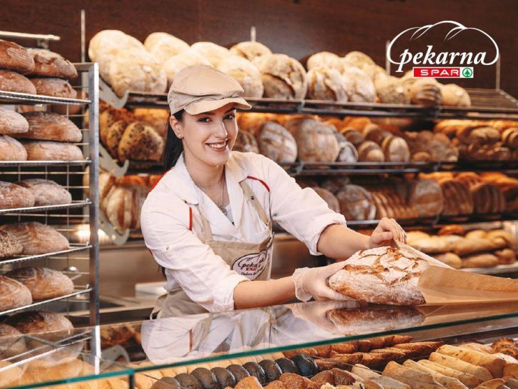 Z inovacijo nagrajeni kruh z drožmi Pekarne SPAR