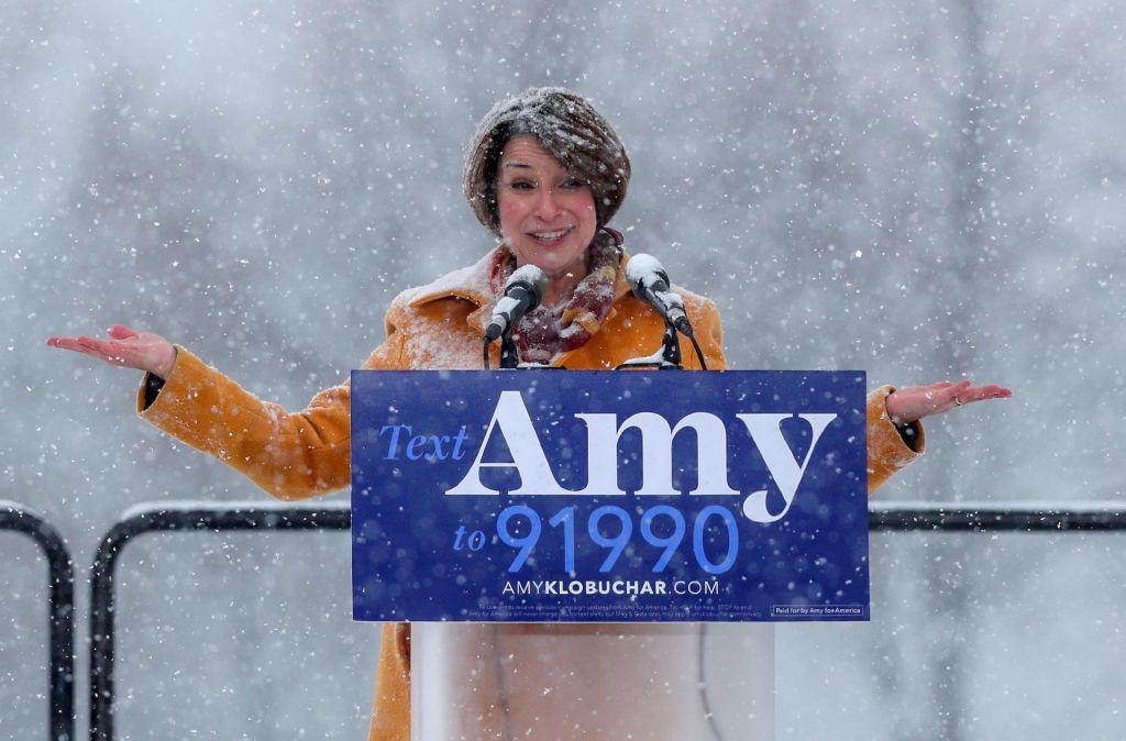 Predsedniška vročica v mrzli Minnesoti