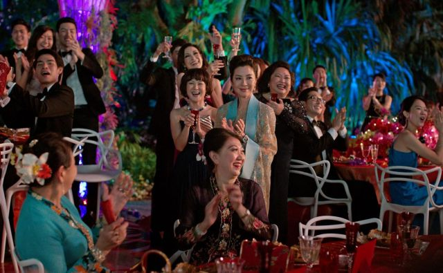 Prizor iz filma Noro bogati Azijci Foto: Arhiv Filma