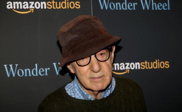 Woody Allen je menda zlorabil hči nekdanje partnerke <strong>Mie Farrow </strong>FOTO: Brendan Mcdermit/reuters