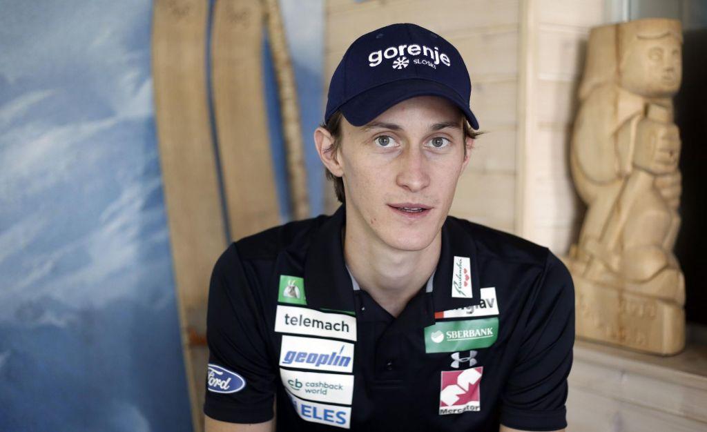 Peter Prevc obstal v kvalifikacijah