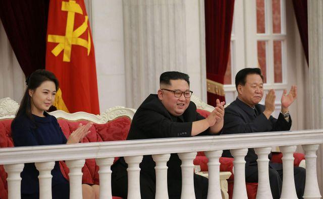 Pjongjang sicer drugega vrha še ni potrdil.FOTO: Afp