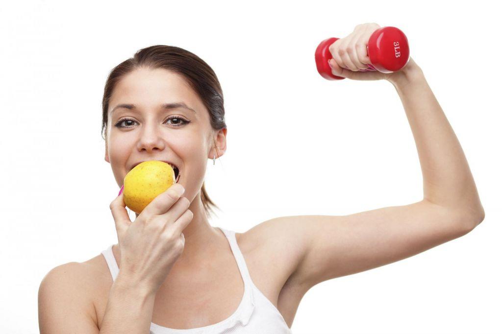 Kaj jesti 60 - 90 minut pred vadbo?